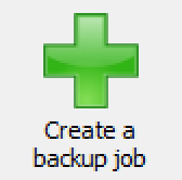 Backup software program